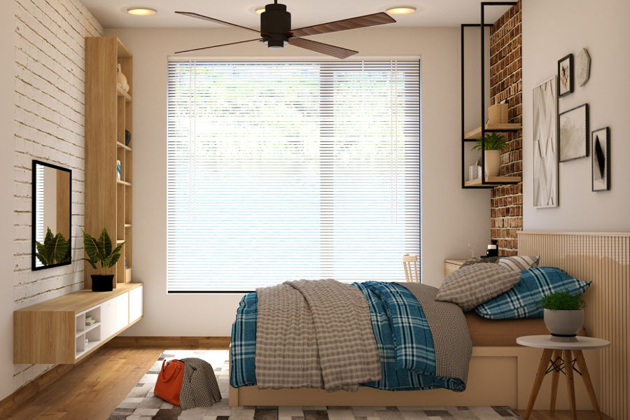 How To Keep You Upstairs Bedroom Cool Without An Ac