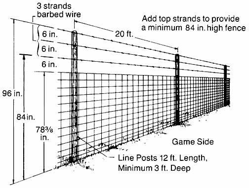 How to Build a Barbed Wire Fence: Instructions, Tips, Advice