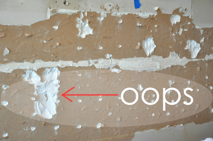 how to remove backsplash tiles