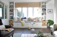 Window Seat and Built-Ins Reveal (befores, middles, and ...