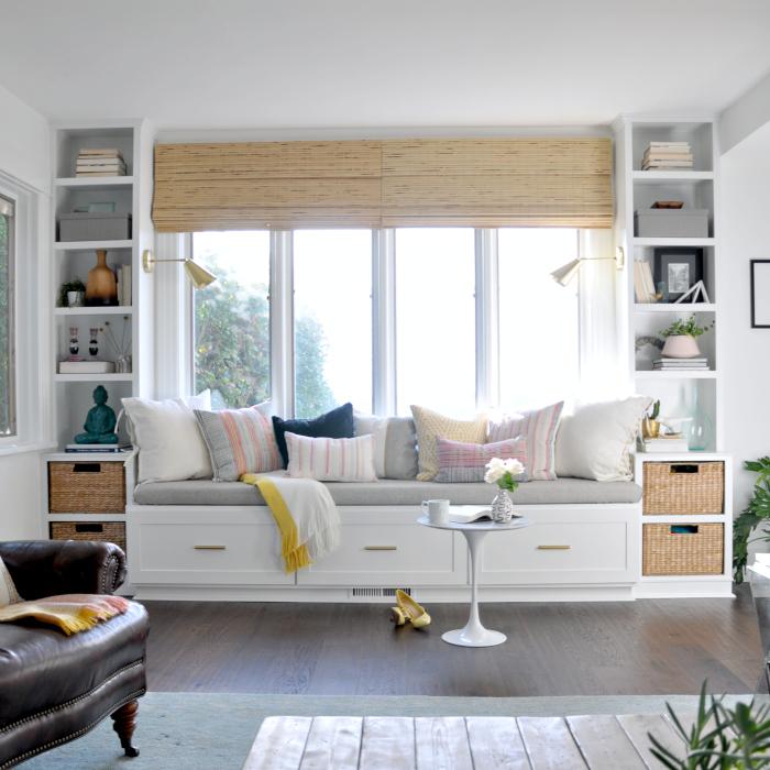Window Seat Living Room