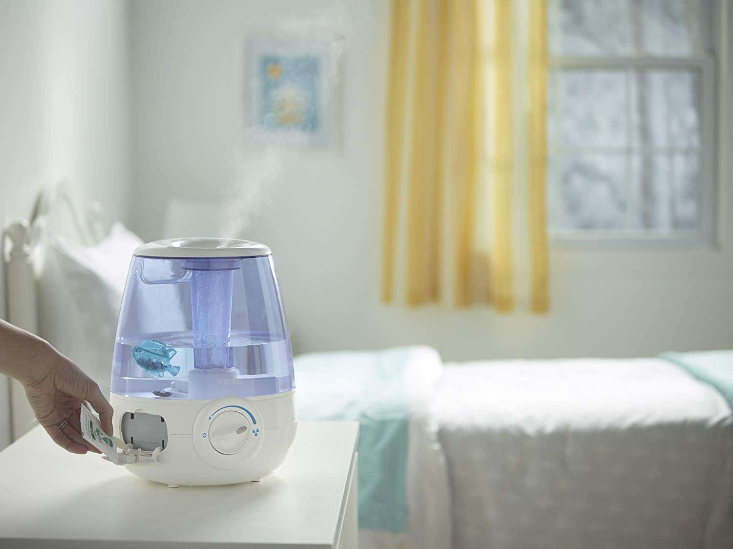5 Best Vicks Humidifiers Reviewed In Detail Oct 2020