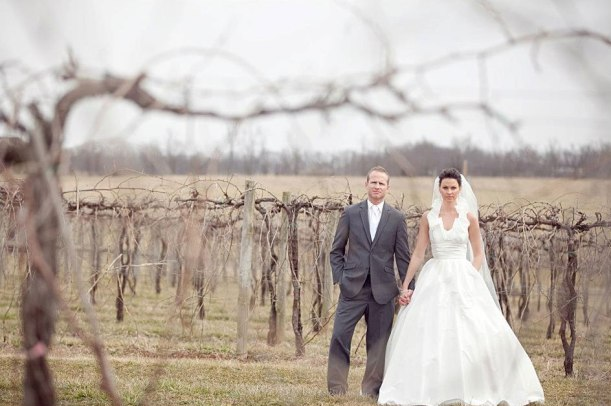 Ashley and Andrew: Published in TOPS Weddings