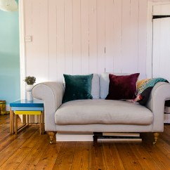 Squashy Sofas Uk Karlstad Sofa With Chaise Dimensions Making Over A Dark Sitting Room Housewife Confidential