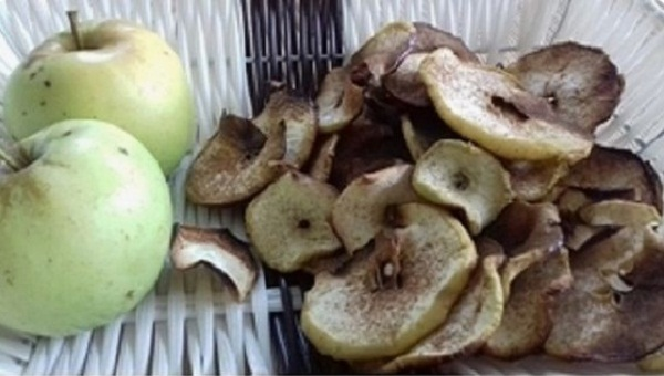 Apple Chips (Paleo, Low-Calorie Snack) Healthy Recipe