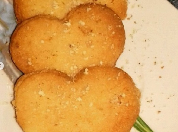 Cinnamon Butter Cookies, Low-Carb & Gluten-Free Recipe