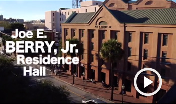 Joe E Berry Hall  College of Charleston