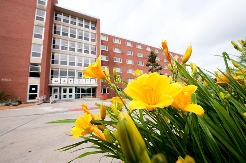 Marlatt Hall  Kramer Complex  Residence Halls  Housing