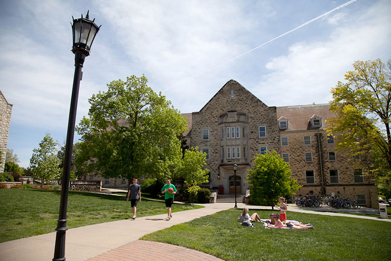 Putnam Hall  Strong Complex  Residence Halls  Housing