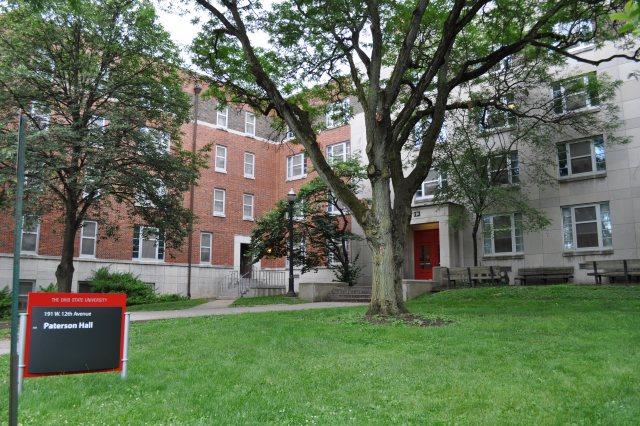 Paterson Hall  Residence Halls  University Housing
