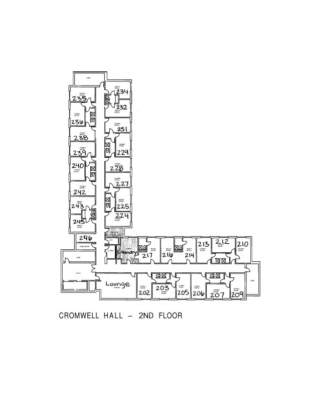 Cromwell Hall Residential Education And Housing