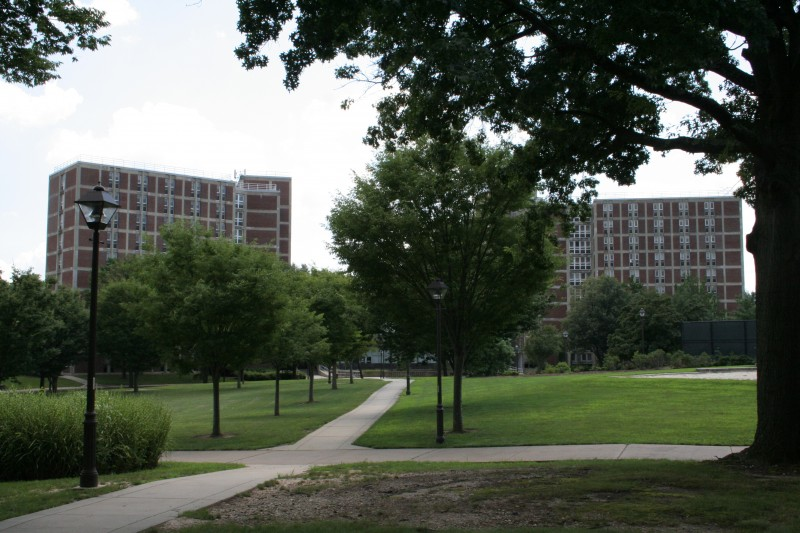 Travers  Wolfe Hall  Residential Education and Housing