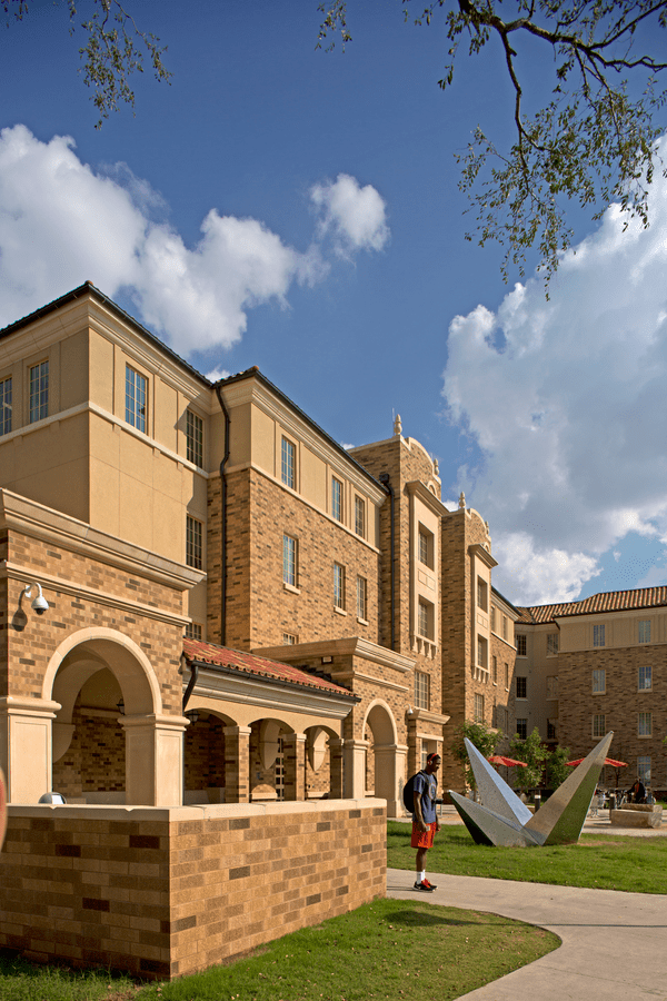 Texas Tech University  University Student Housing
