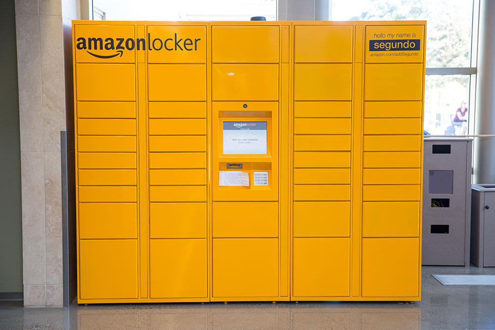 Image result for Amazon locker