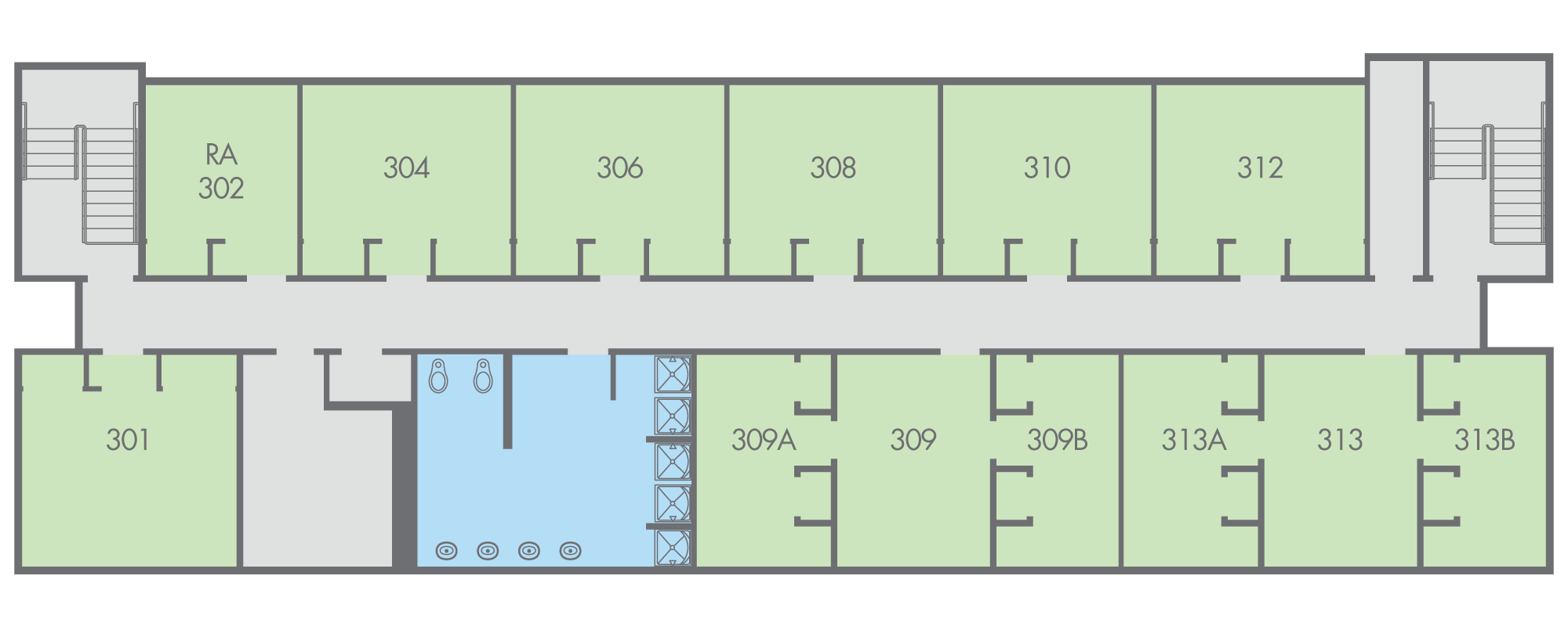 Nova Building Floor Plans