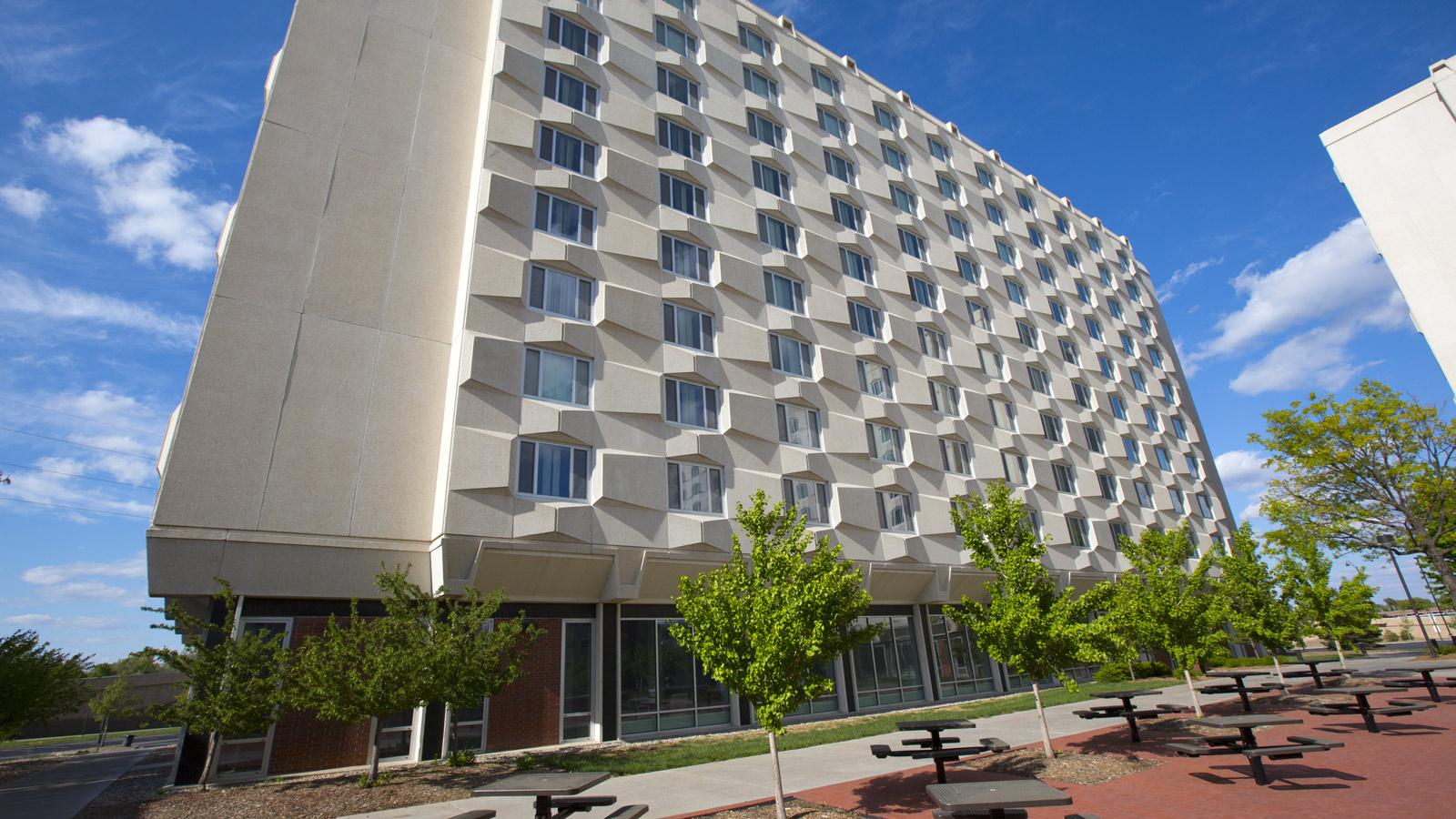Harper Hall  University Housing  Nebraska