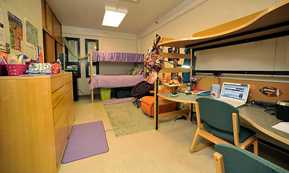 Clement Hall  University Housing