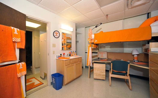 Morrill Hall  University Housing