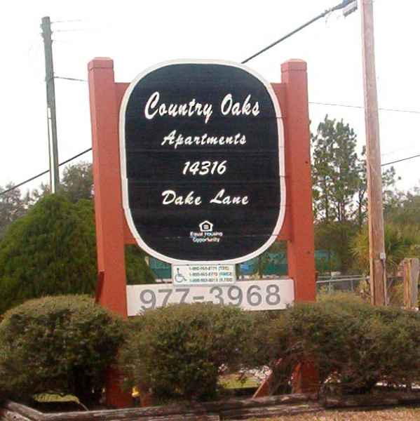 Country Oaks Apartments Tampa FL Subsidized Low Rent