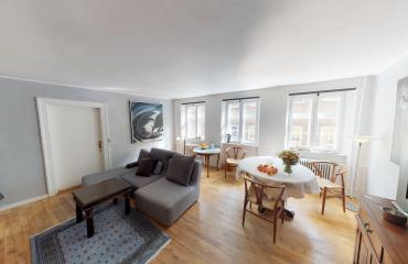70 M² Apartment Copenhagen K