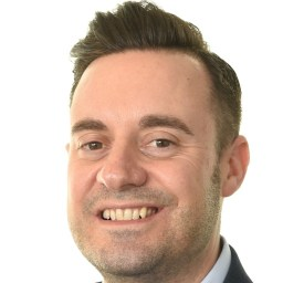 A headshot of Darren Burton, head of housing consultancy services at Forbes Solicitors.