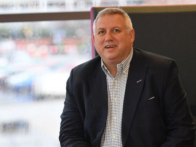 Jim Darragh, CEO of Totalmobile.