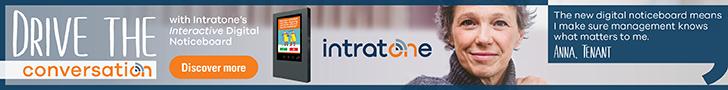 Intratone Banner