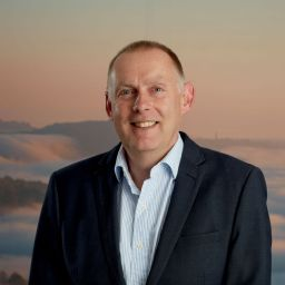 Steve Oldacre, Commercial Manager at Living Space Housing lr