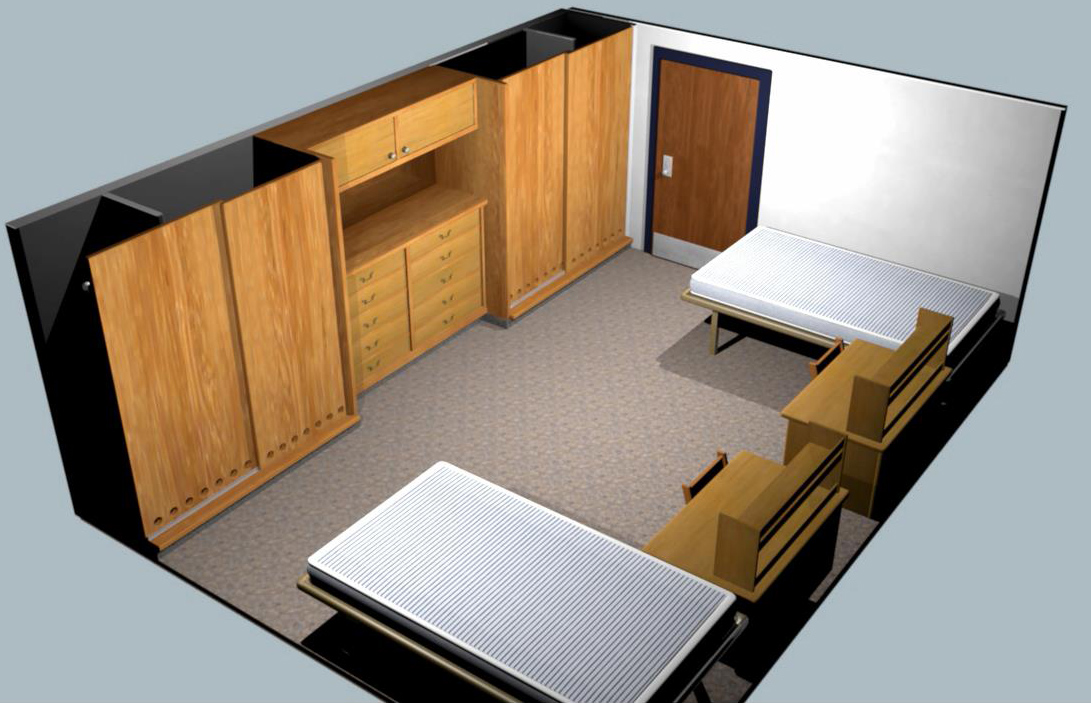 Furnishings and Layouts  Housing Meal Plan and ID