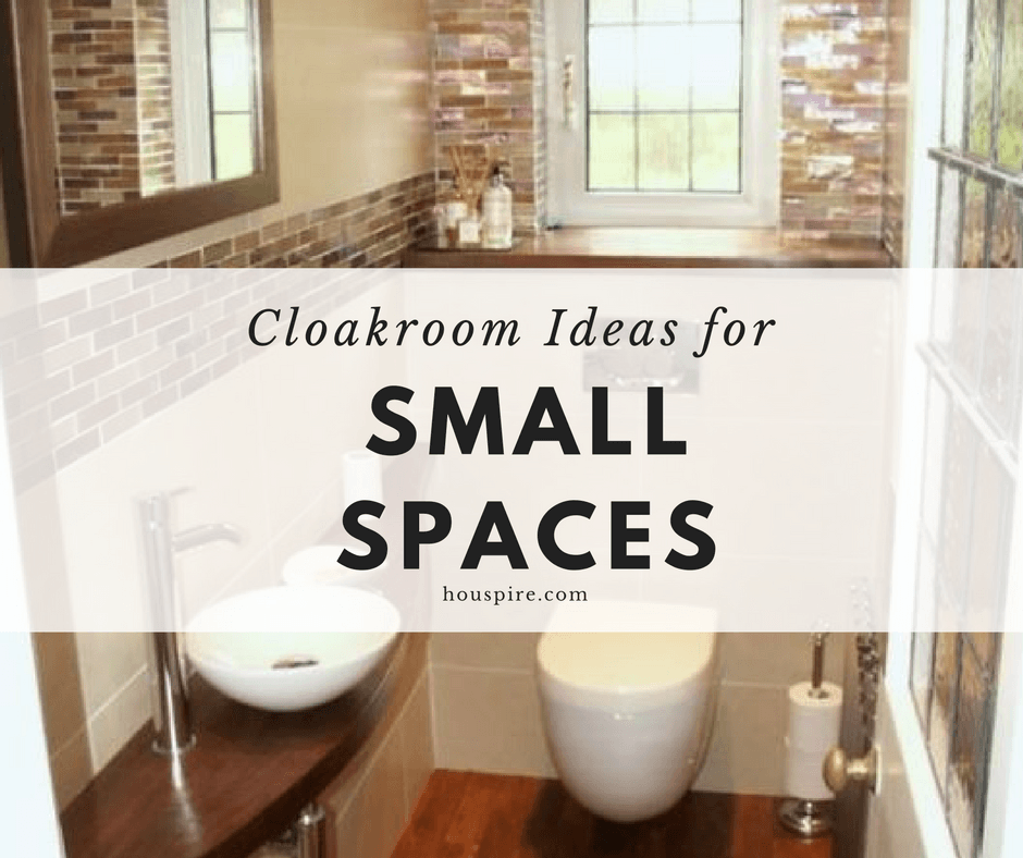 Cloakroom Ideas for Small Spaces  Houspire