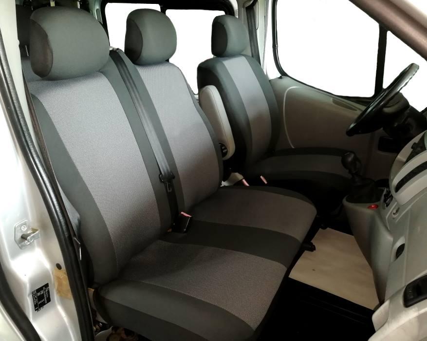 housses pour renault trafic passenger minibus 9 places