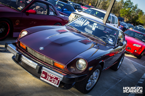 Advent Works: Houston Coffee & Cars February &emdash;