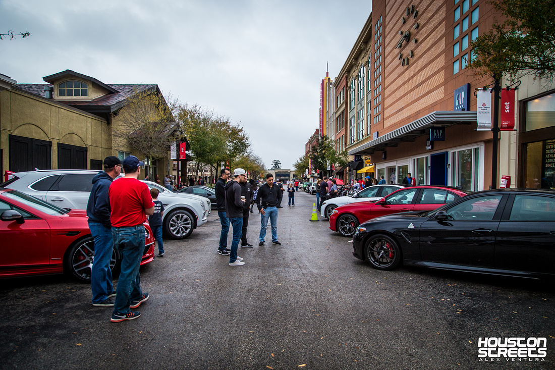 Cars & Coffee for a Cause February 2017