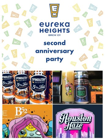 Eureka Heights 2nd Birthday-COLLAGE
