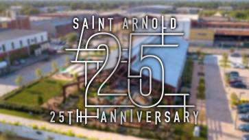 SA25th Anniversary