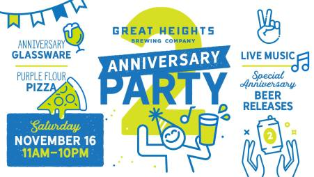 Great Heights 2nd bday
