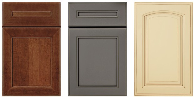 Cabinet And Door Styles Traditional Overlay Frameless Inset Full