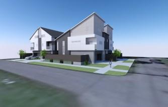Langston Modern Townhomes