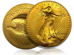 Buy and Sell $20 St Gaudens Gold Coins Houston