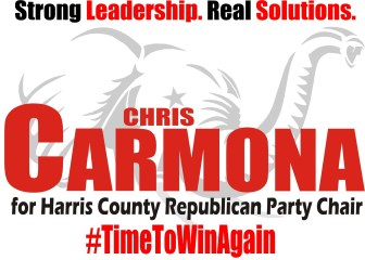 Chris Carmona Time to Win Again-Op-Ed