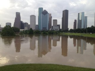 Harris County Flood