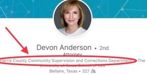 Devon Anderson LinkedIn