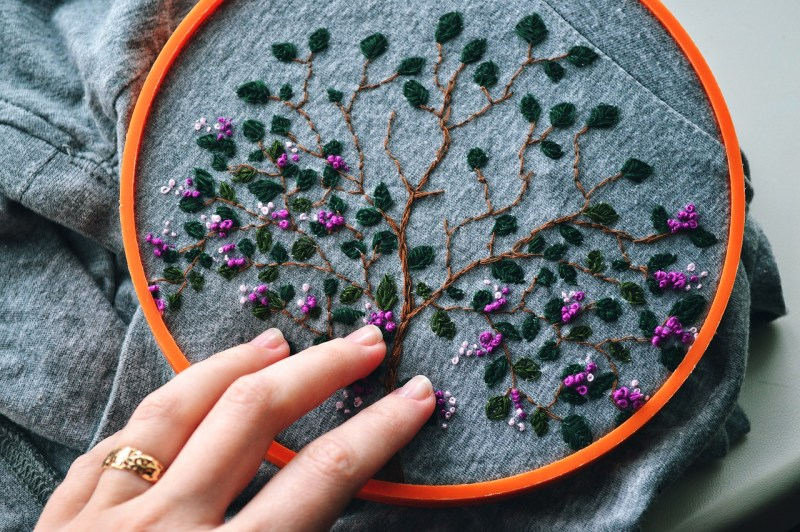 A List of Do and Do Not in Embroidery Job