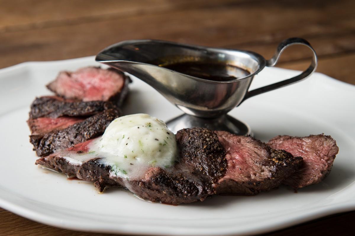Butcher's Cut steak at Ritual