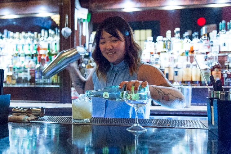 Kristine Nguyen at Bad News Bar
