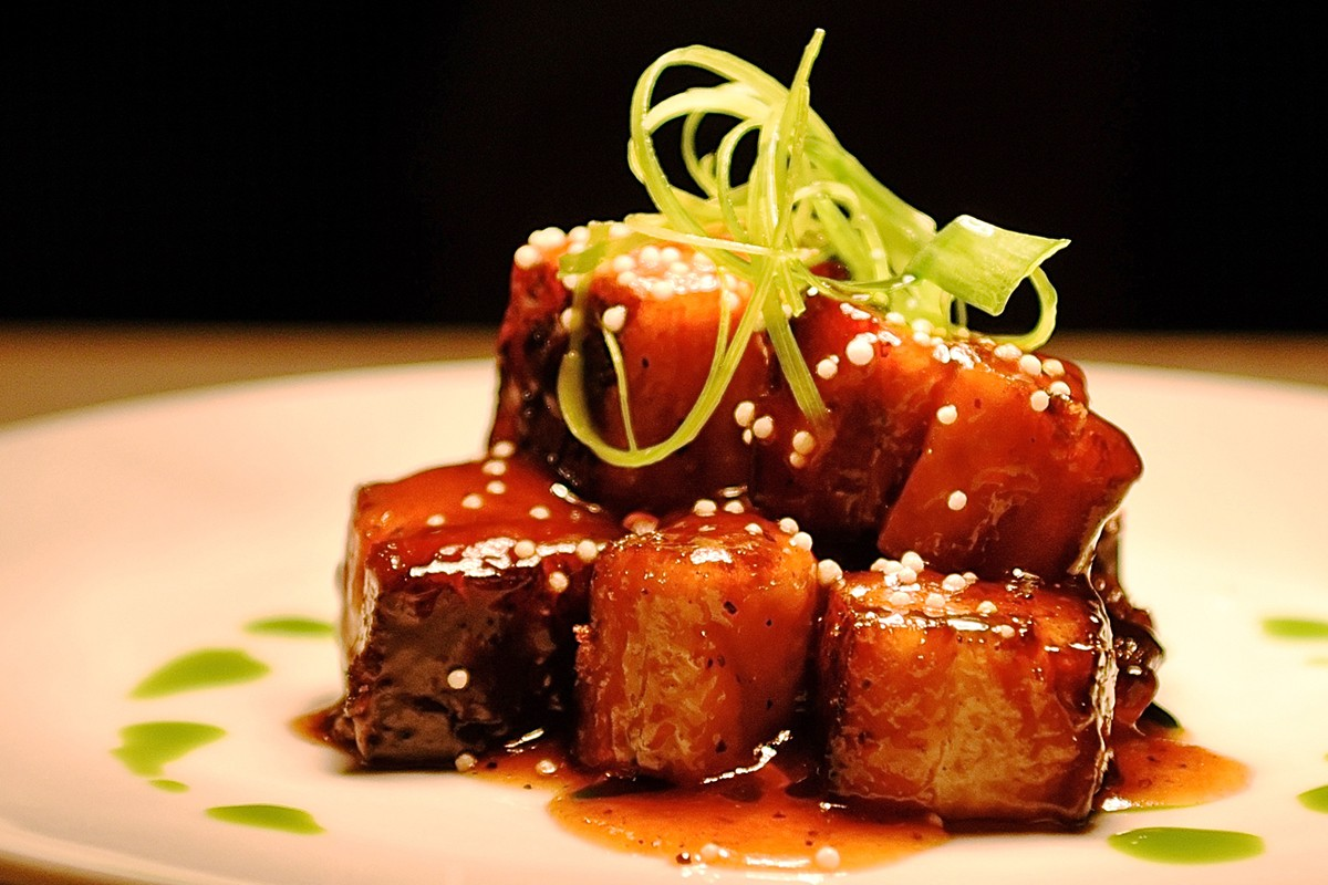 Killen's STQ pork belly burnt ends