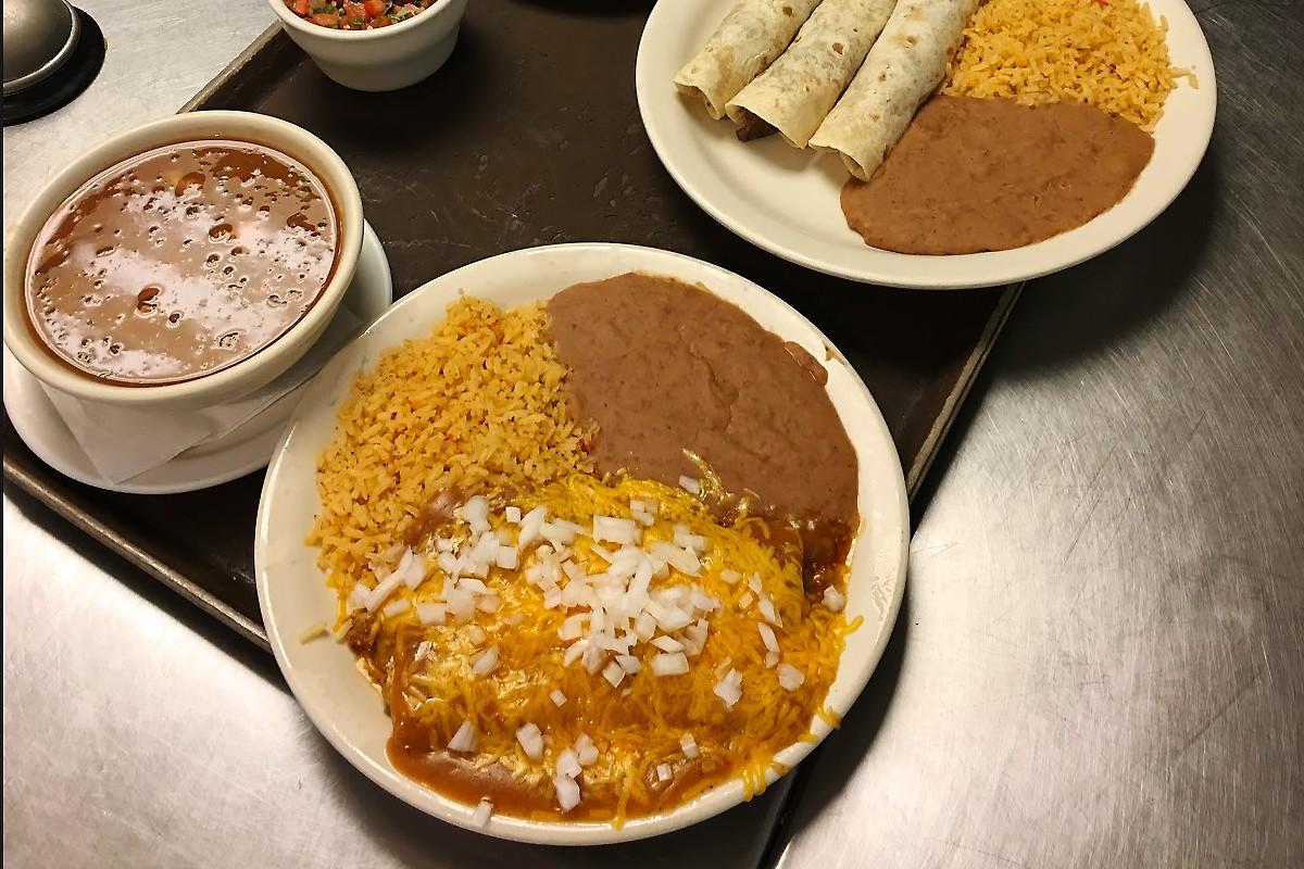 Tex-Mex at Don Teo's