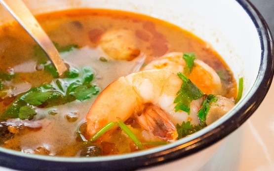 Tom Yum at Rim Tanon