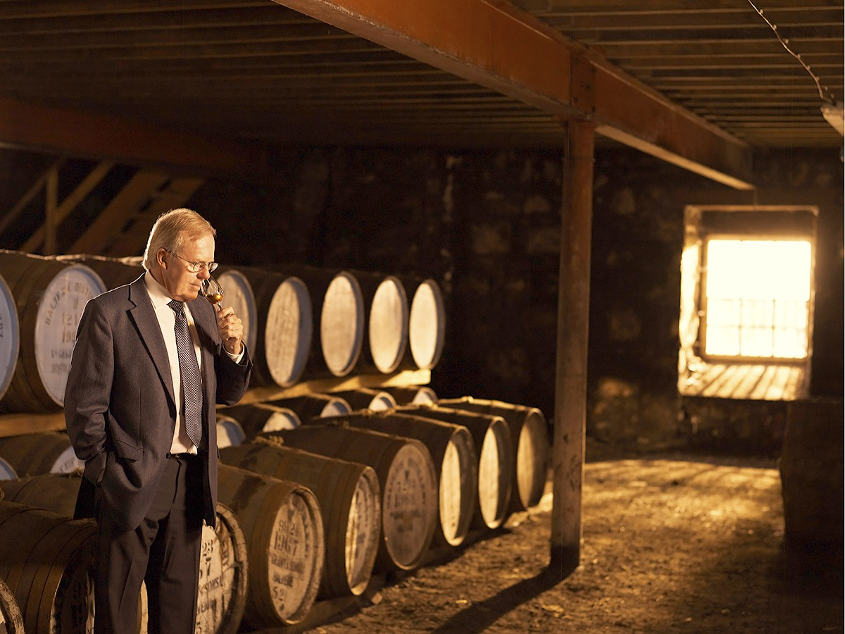 David Stewart of The Balvenie