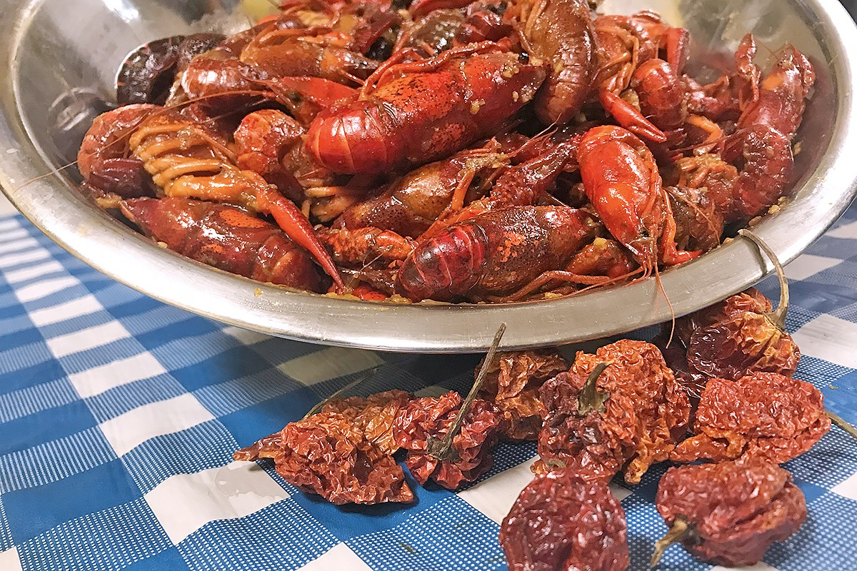 casian crawfish reaper challenge